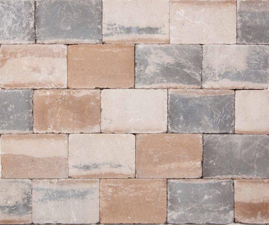 antiqstones, anqtiq stones, abbeystones, koppelstones, 30x20, 30x20x6 cm kilimanjaro, getrommeld, getrommelde, tumbelton