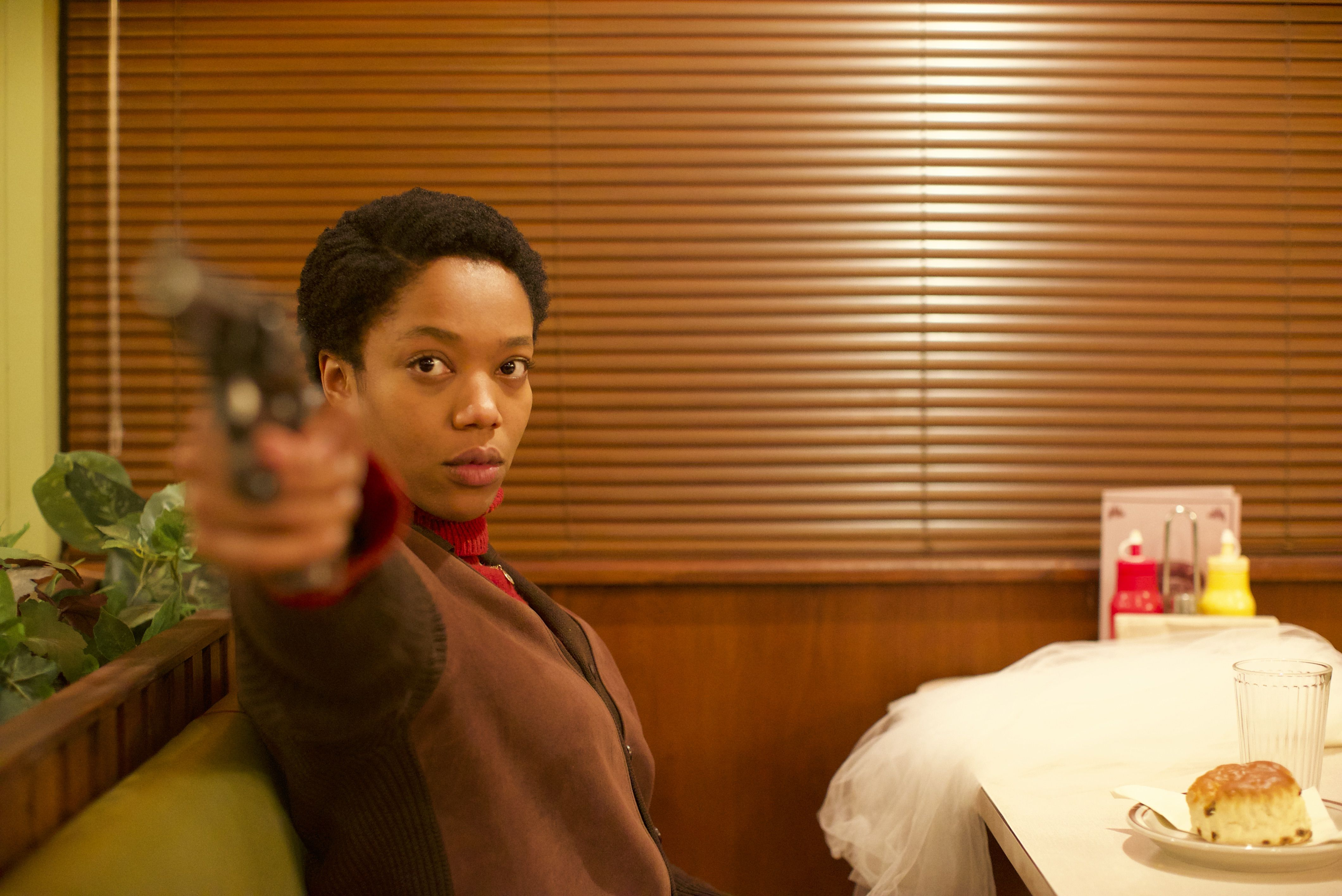 Naomi Ackie - Bonnie. The End of the F***ing World 2 in 2020   Charles forsman, She wants revenge, World