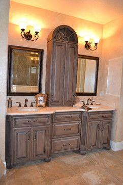 Bathrooms Traditional Bathroom Orlando Cabinet Designs Of Central Florida