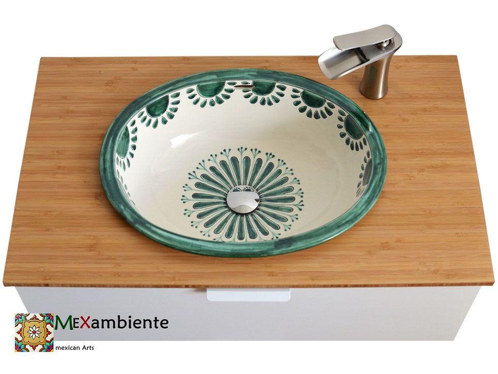 Ikea Waschtisch Mit Mexiko Waschbecken Pureza Tableware Mexican Art Plates