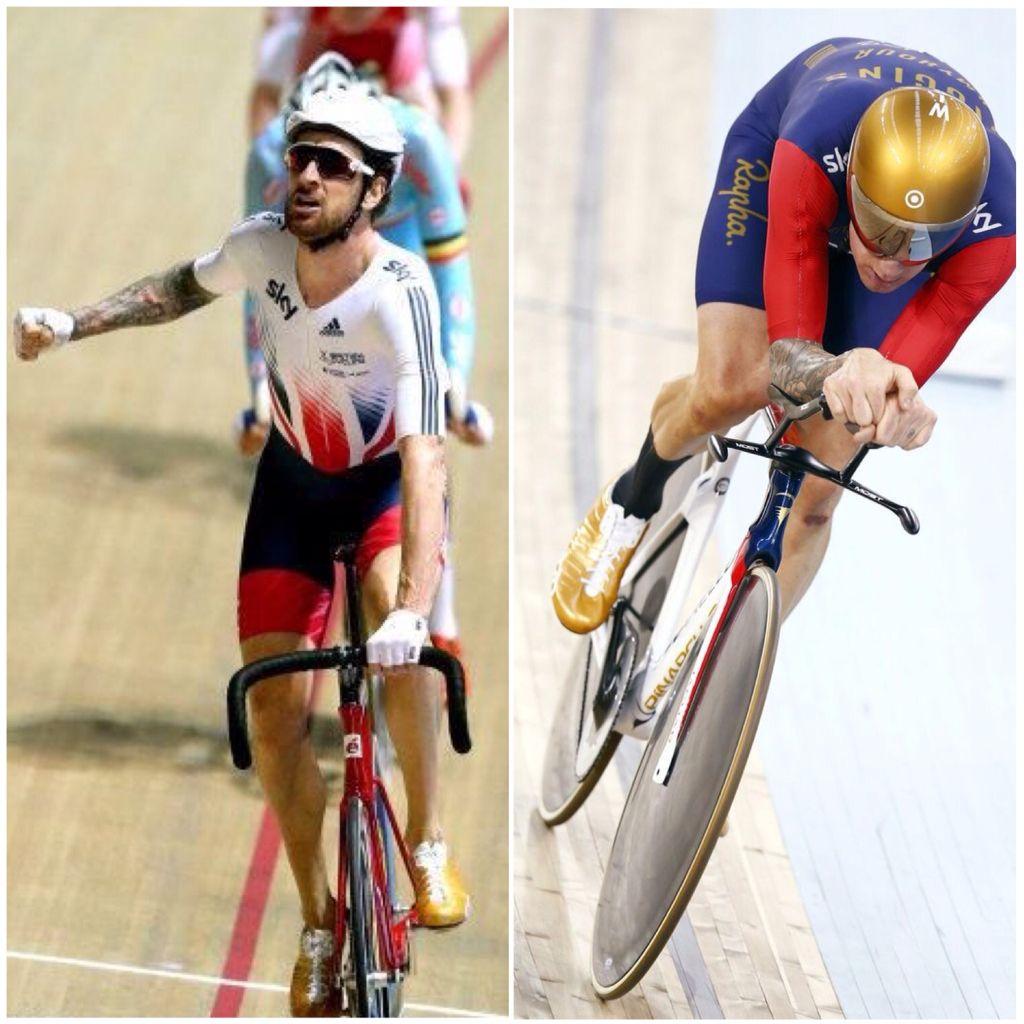 True legend sir bradley wiggins track cycling velodrome for Bradley wiggins tattoo sleeve