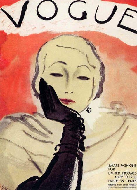 Christian Bérard (20 de agosto de 1902, Paris - 11 de fevereiro 1949), também conhecido como Bébé, foi um francês artista, ilustrador de moda e desenhista .  Vogue novembro 1930  http://sergiozeiger.tumblr.com/post/95303803453/christian-berard-20-de-agosto-de-1902-paris-11  Bérard e seu amante Boris Kochno , que trabalhava para o Ballets Russes e também foi co-fundador do Ballet des Champs-Elysées ,