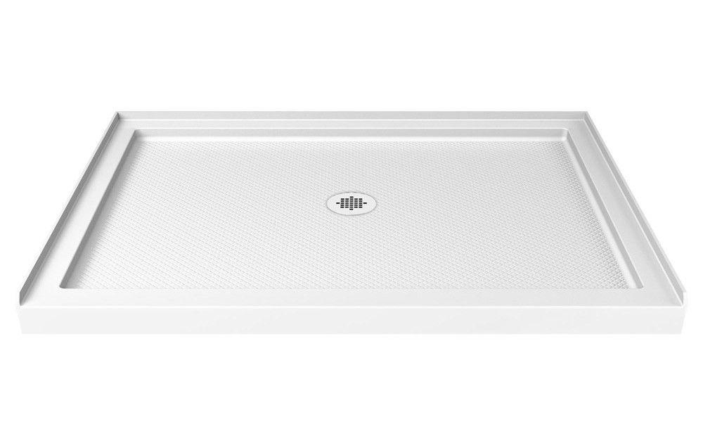 Slimline 36 By 48 Single Threshold Shower Base Acrylic Shower Base Shower Base Dreamline