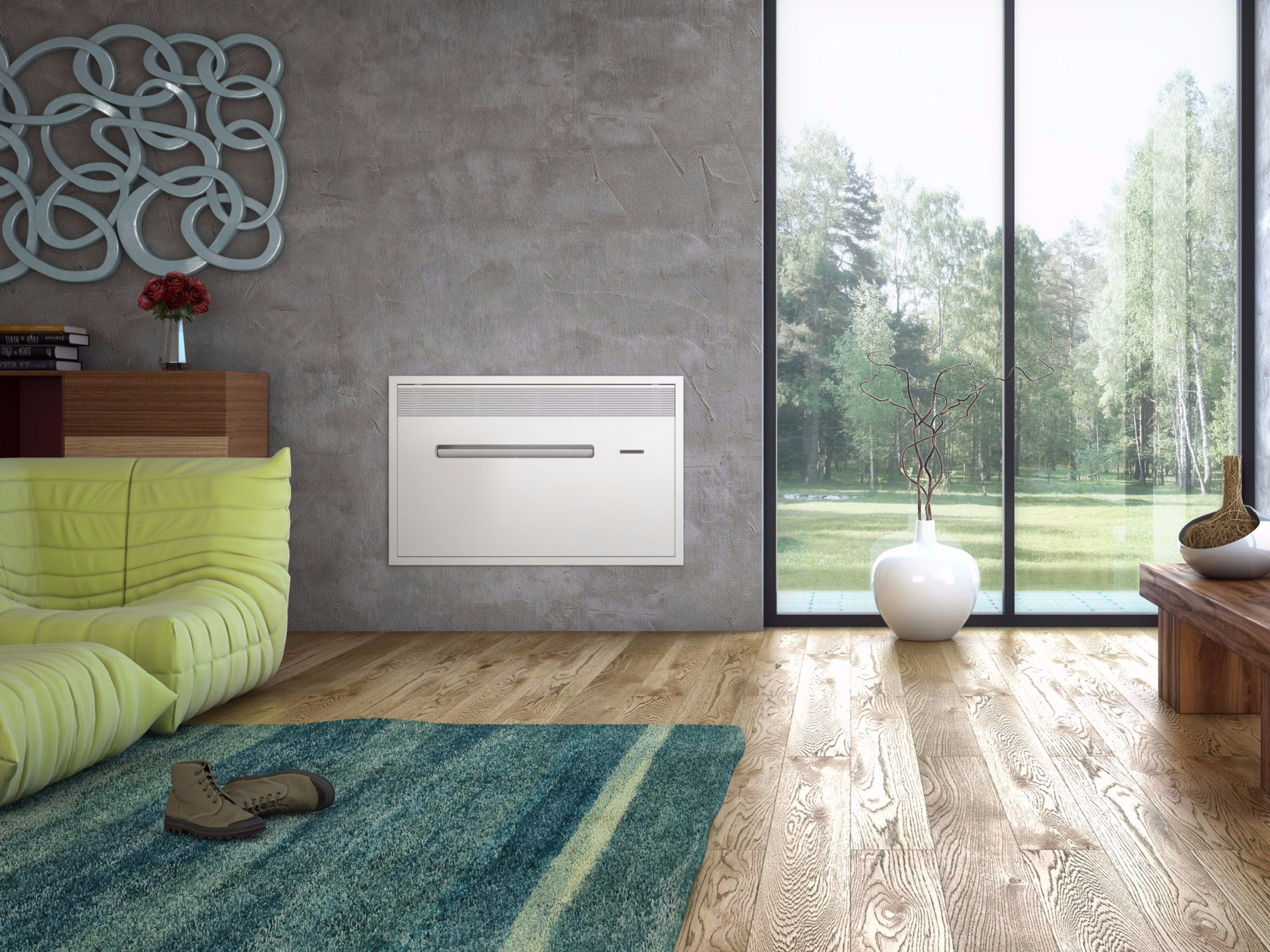Inverter residential wall mounted UNICO AIR INCASSO by