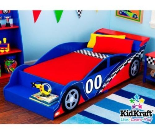 Best Toddler Bed Boy Kids Race Car Beds Bedroom Furniture Twin 640 x 480