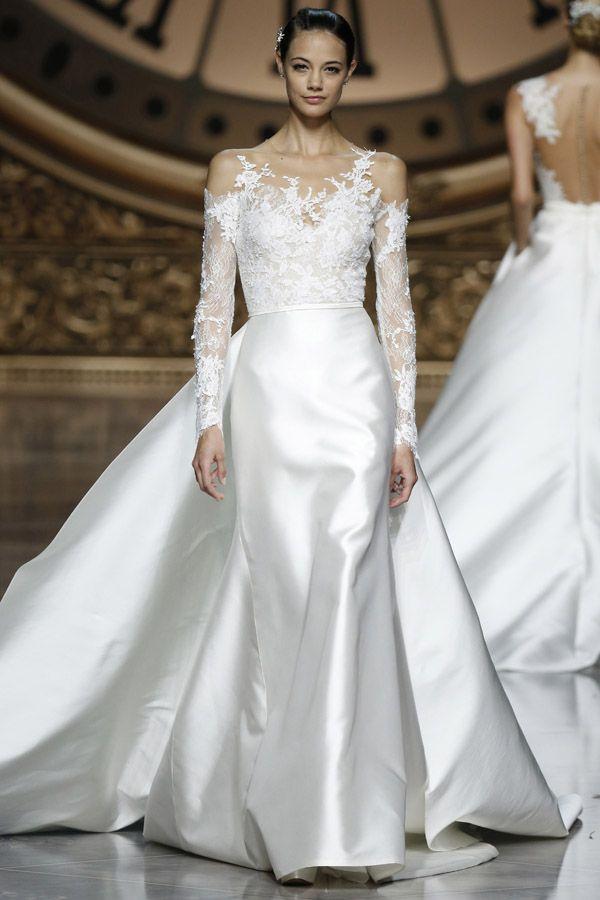 Brautkleider-Trends 2016 - miss solution Hochzeitsblog - im Trend ...