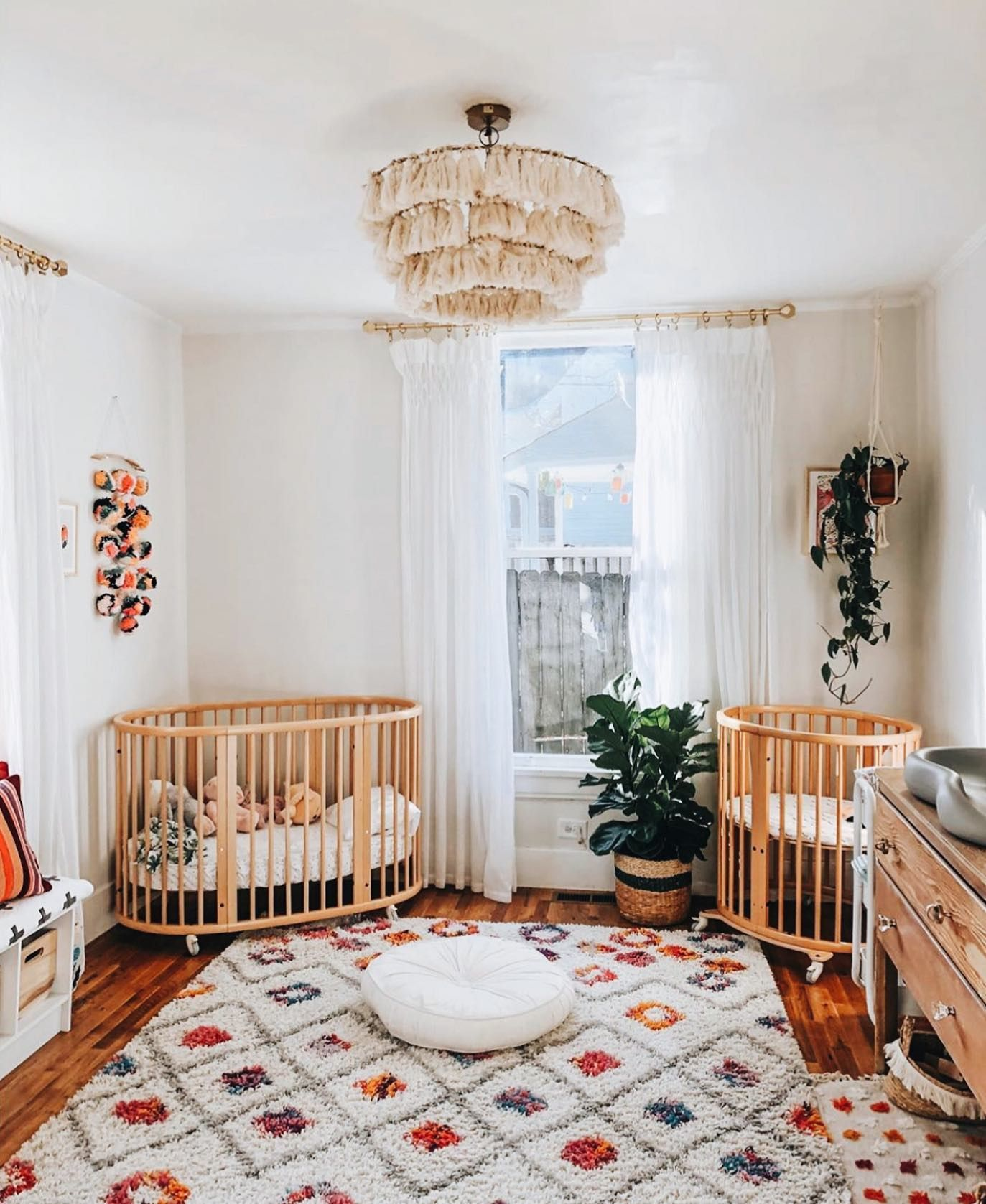 The Nursery In 2020 Room Layout Kids Shared Bedroom Rugs In Living Room #nursery #in #living #room