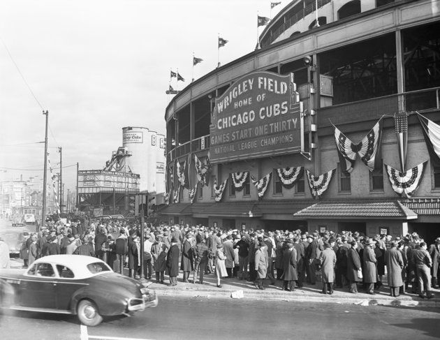 Cubs Fan Receives Gift Of Front-Row World Series Tickets After 71 Years Of Waiting