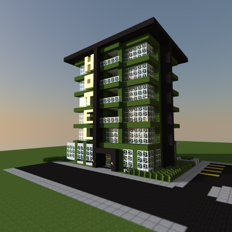 Minecraft modern city building ideas rbpizos for for House building ideas