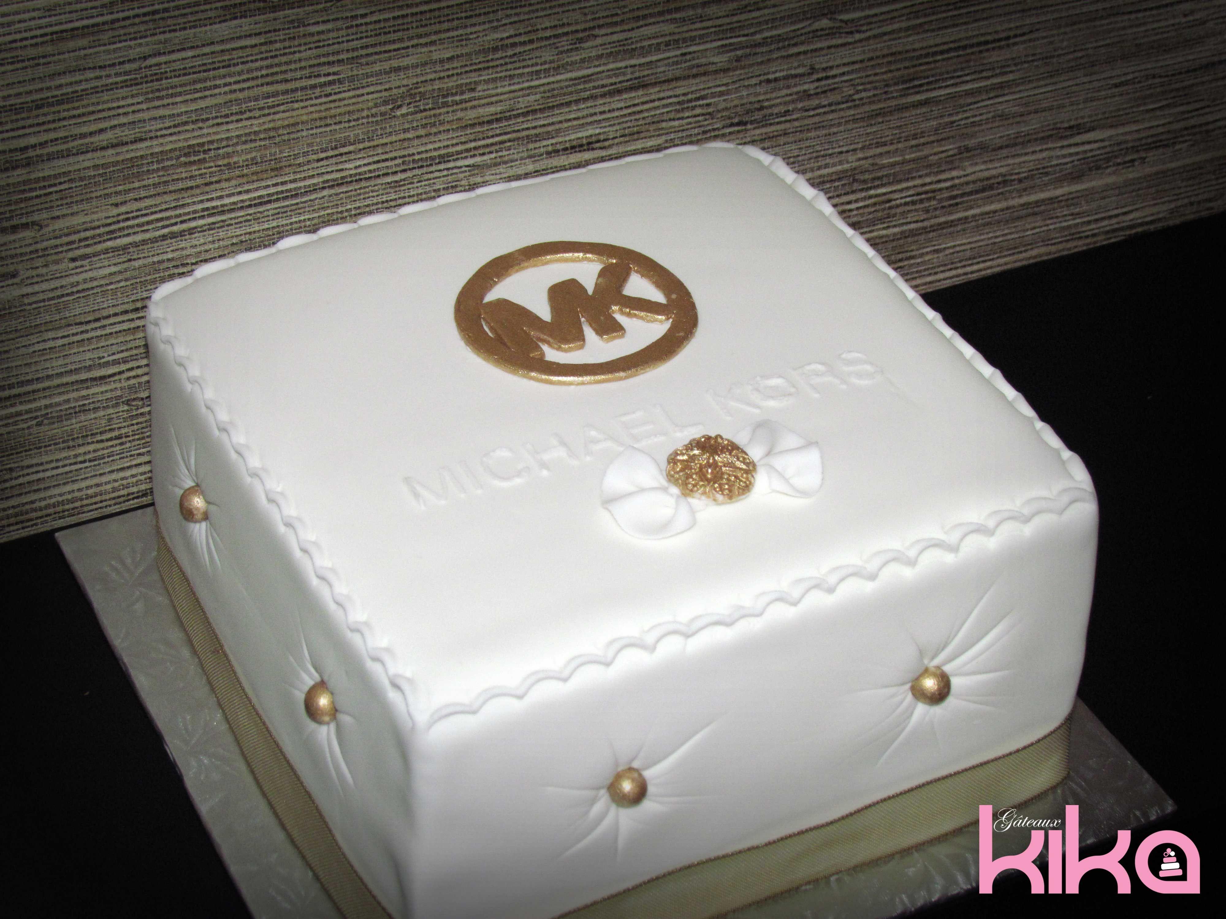 G 226 Teau Michael Kors Cake Cakes Fashionista Cake