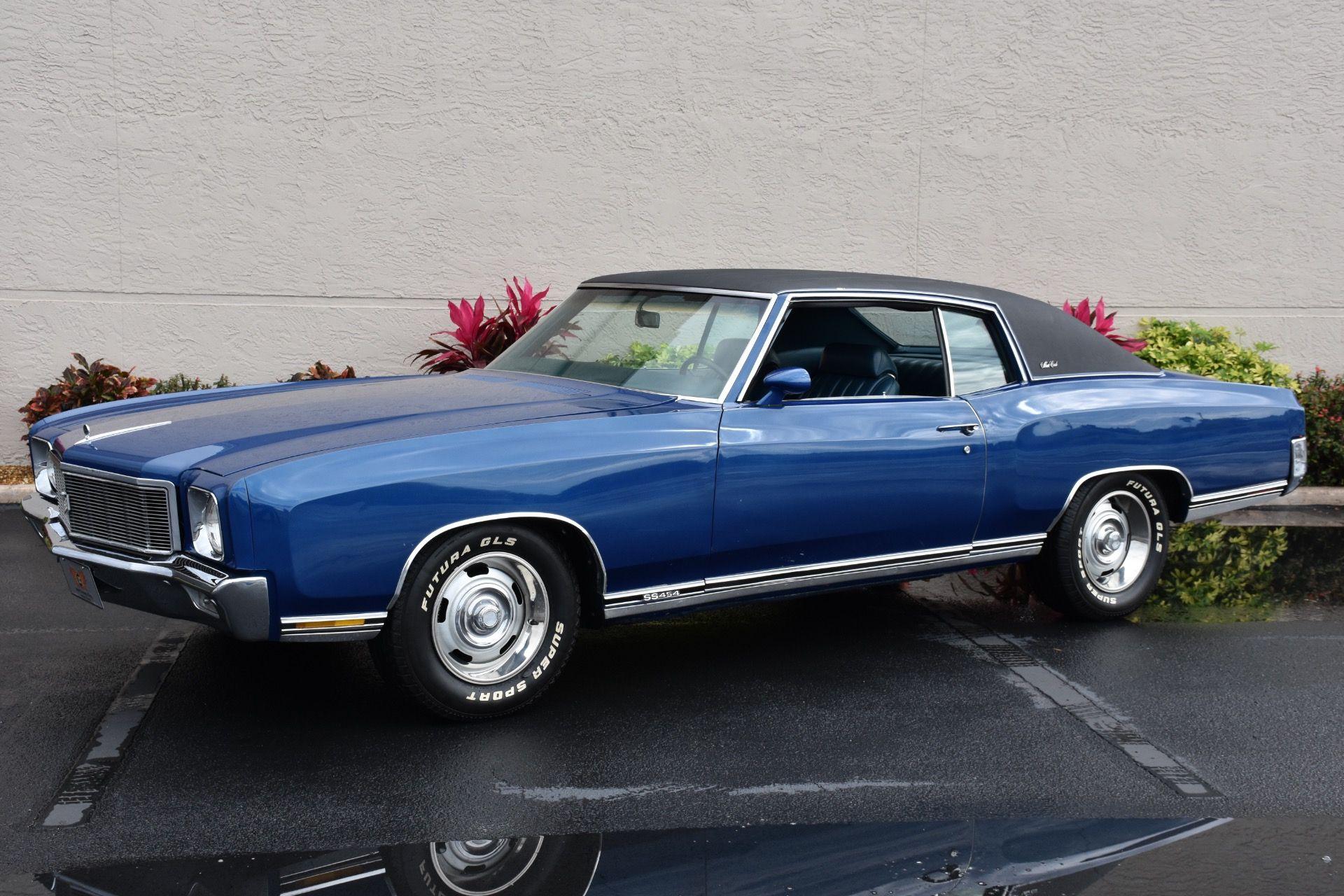 1971 Montecarlo Ss454 454 365hp 4bbl V8 Th400 Auto 3 31