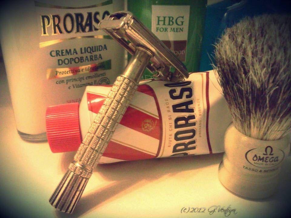 shave of the day razor vintage gillette superspeed