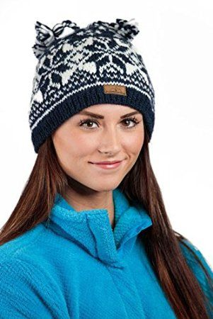c58fabc60a104 Amazon.com  CacheAlaska Beanie Knit Cap Hand Knit Wool Ski Hat Black   Sports   Outdoors. 100% Premium Wool Hand Knit. Huge off season Savings at  amazon.com ...