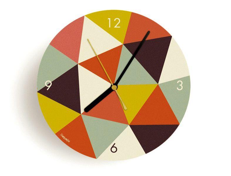 Uhr MWL Design NL 29 cm Produkte - wanduhr für küche