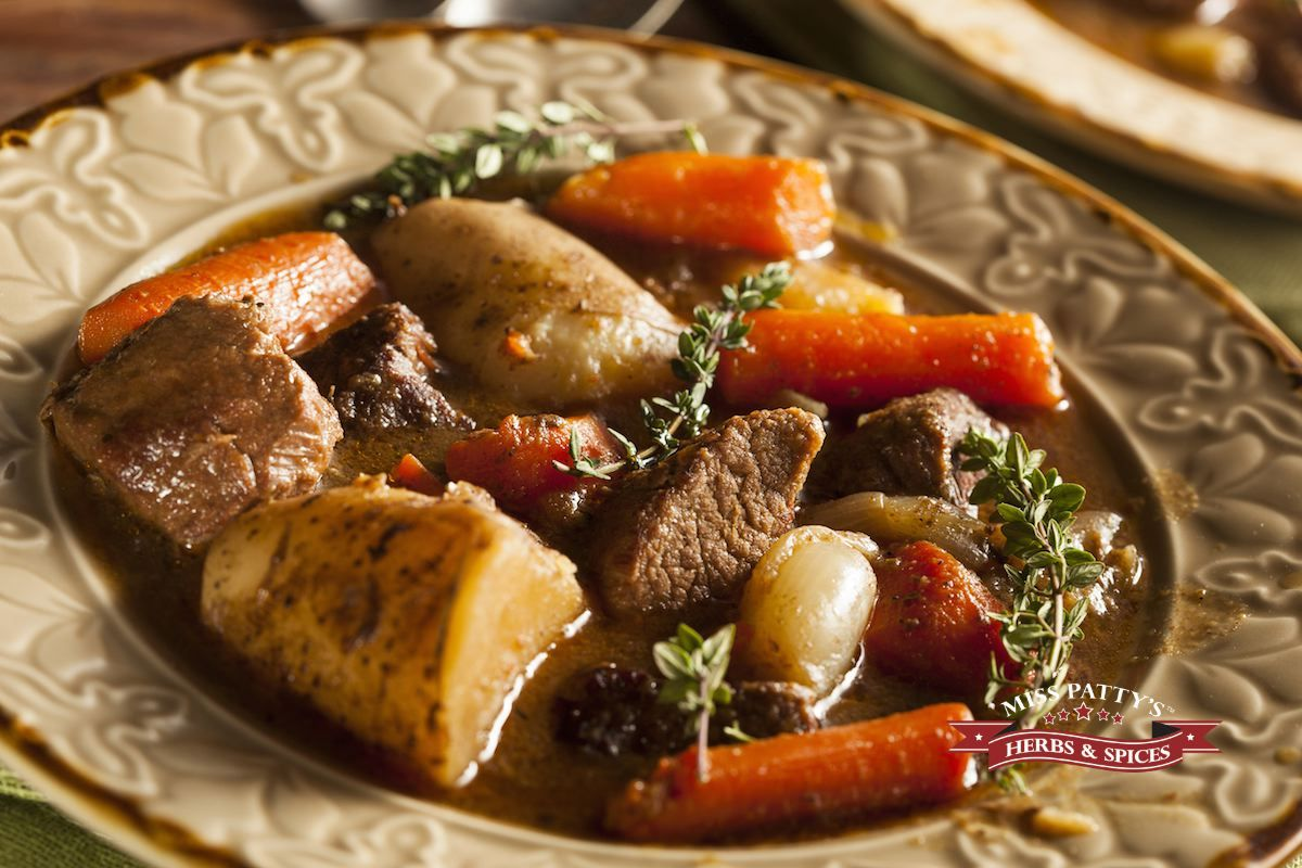 Fan Fare Favorites: Savory Roast with Vegetables