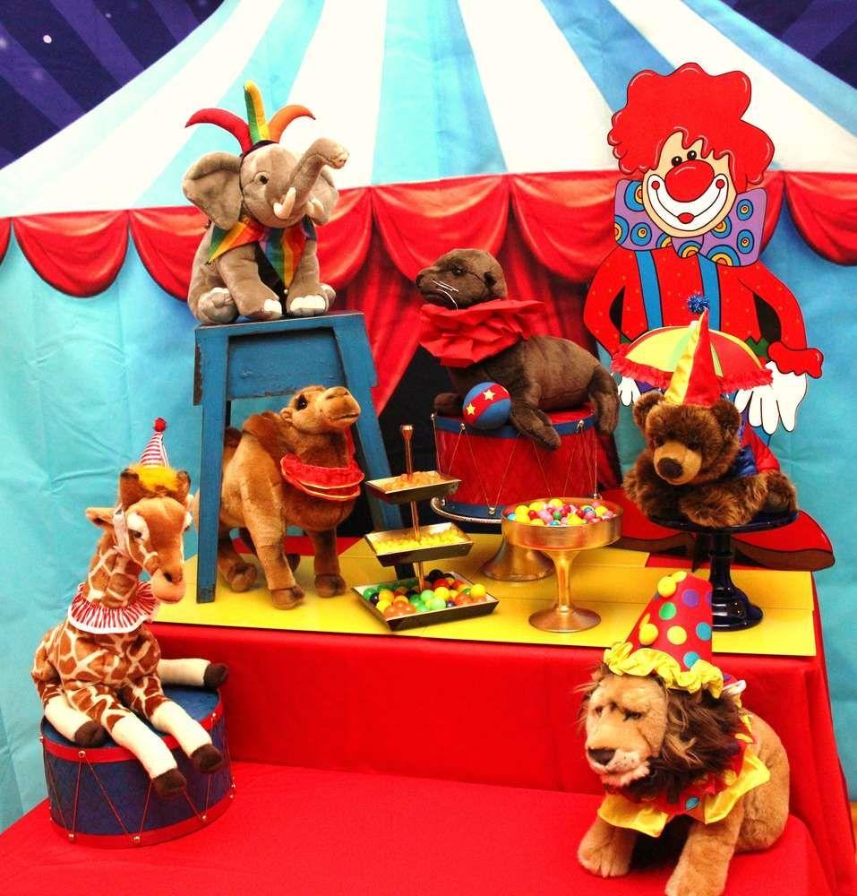 circus carnival birthday party ideas circus birthday birthdays