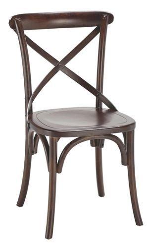 Stuhl Sessel Dunkelbraun Holz bei mömax günstig online zu bestellen