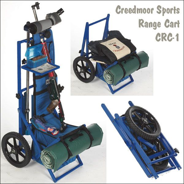 Creedmoor Sports Range Cart Patrol Box Beach Cart