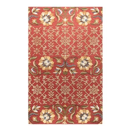 I pinned this Tsumago Rug from the Hot Hues event at Joss and Main!