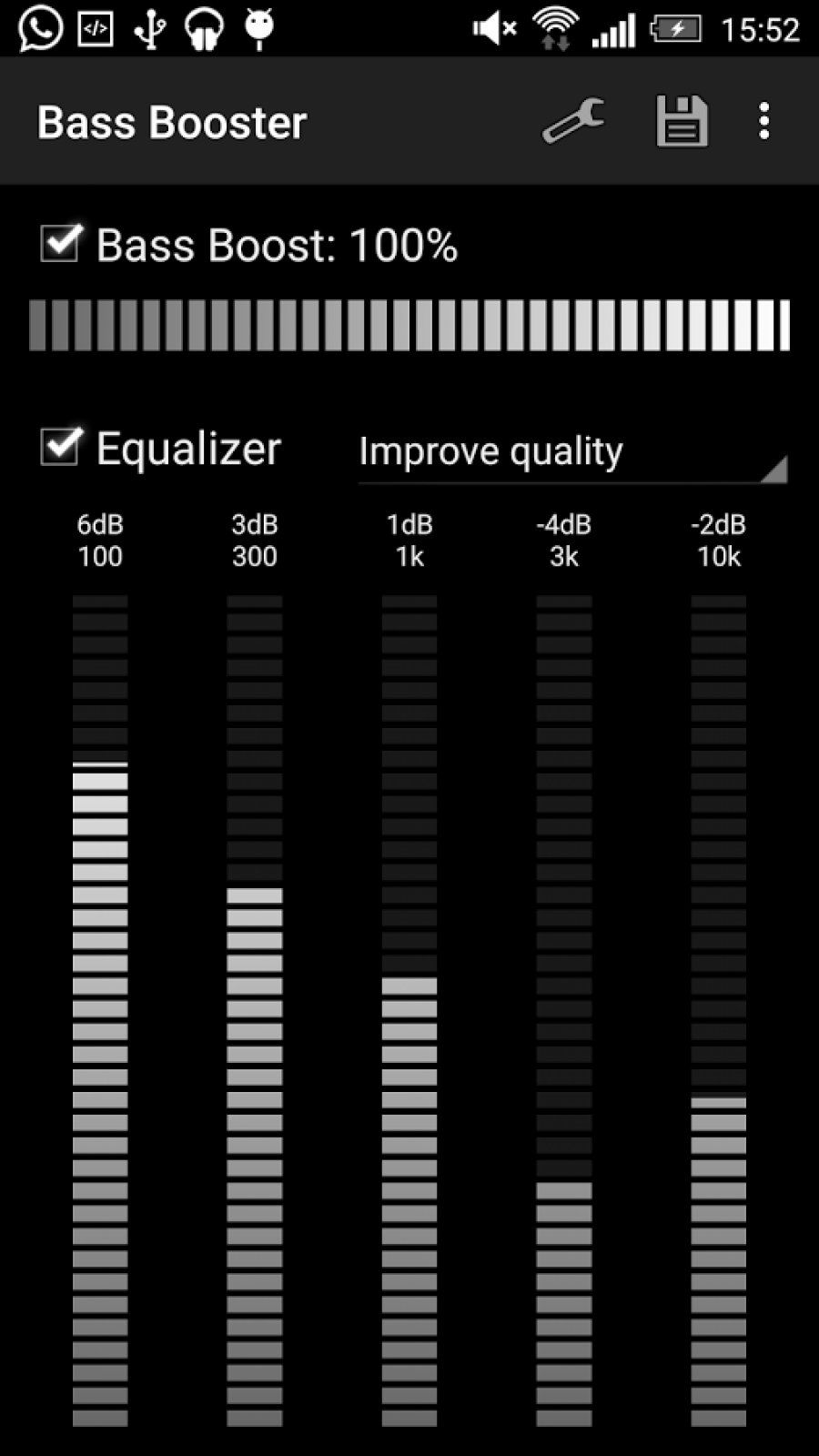 Requirements: 2 3+ Overview: Bass Booster Application Download APP
