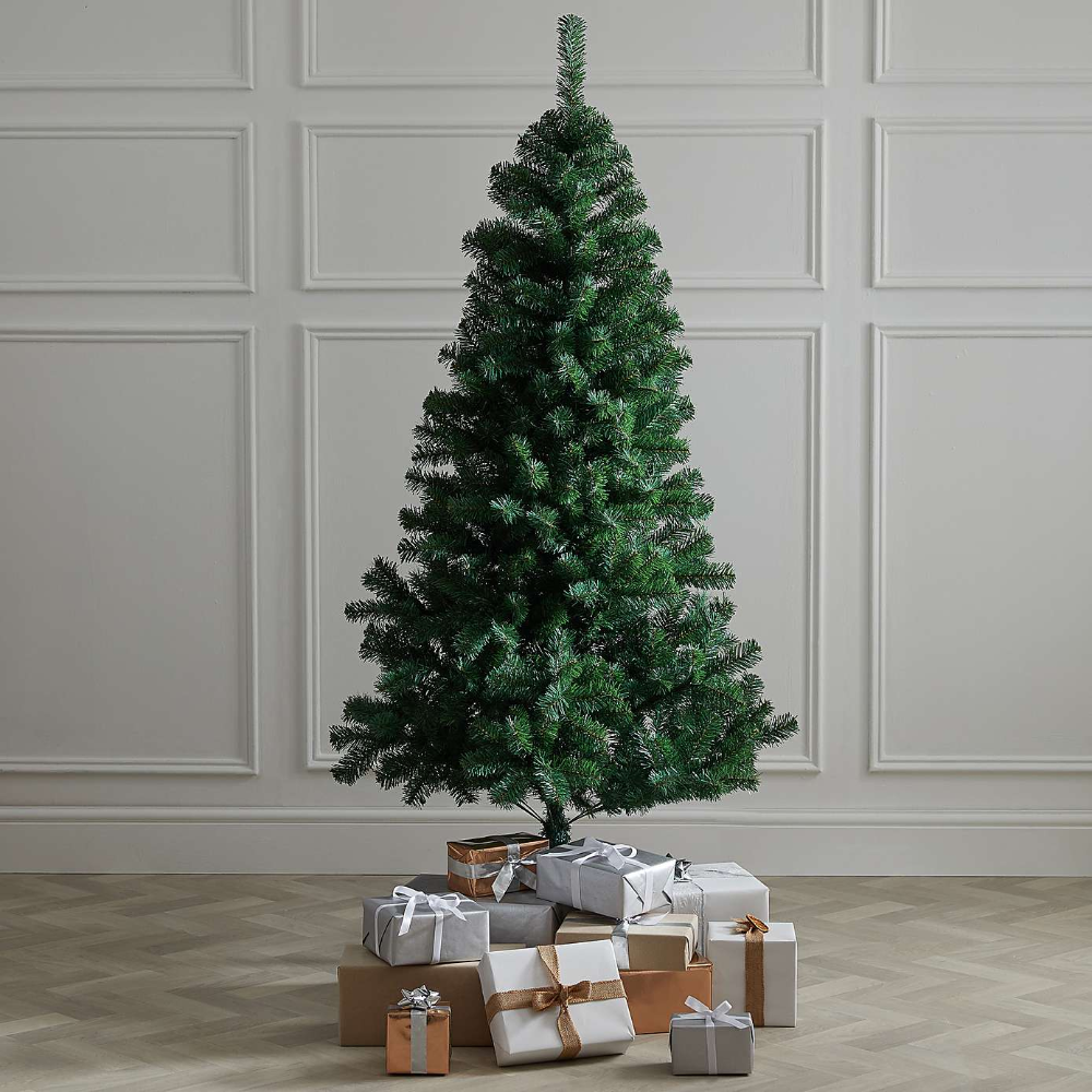 6ft Essentials Christmas Tree Dunelm Christmas Tree Pine Christmas Tree Dunelm