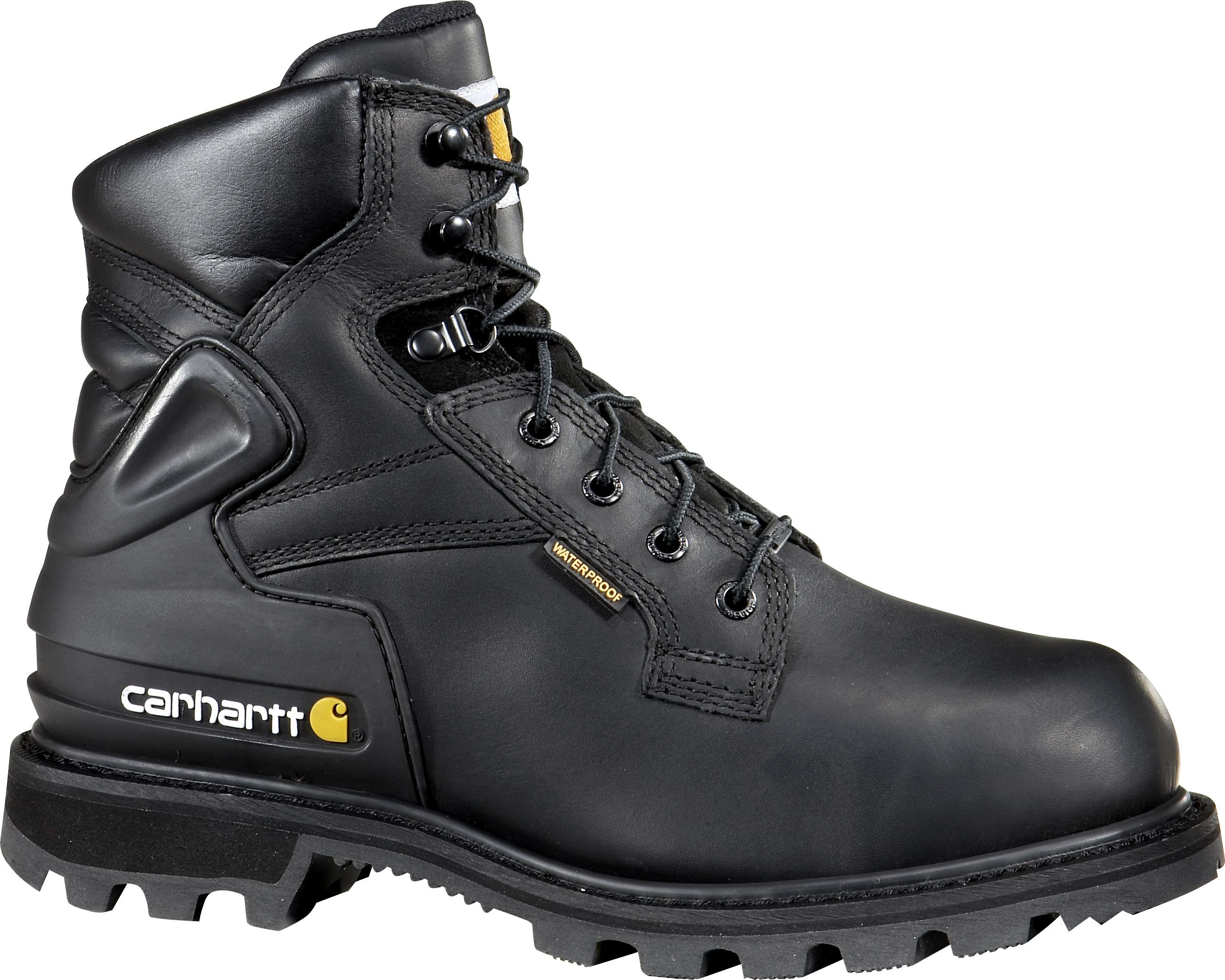 CMW6610 Carhartt Men's Waterproof Safety Boots Black