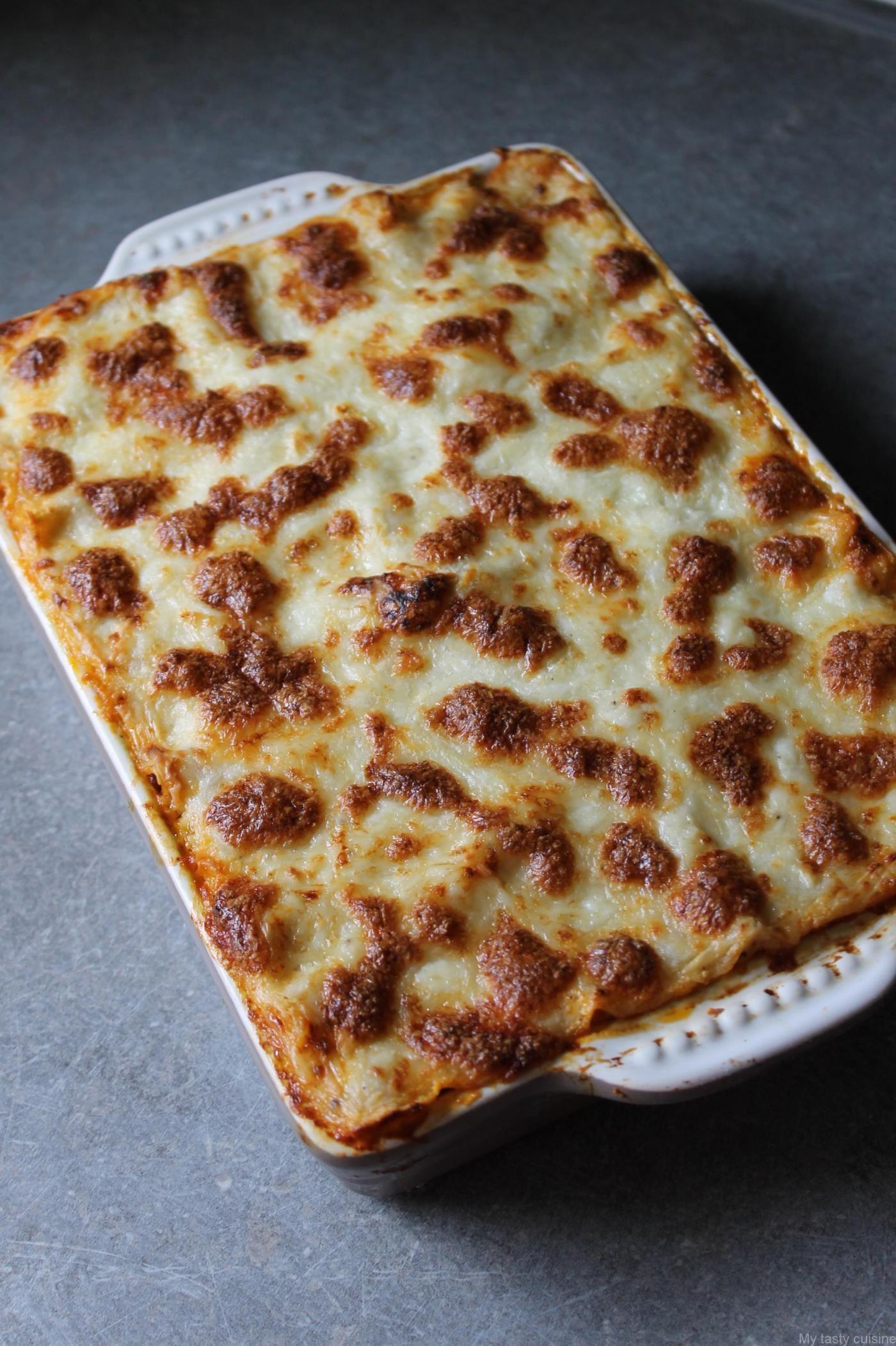 Lasagnes 100% fait maison   Food, Cuisine, Tasty