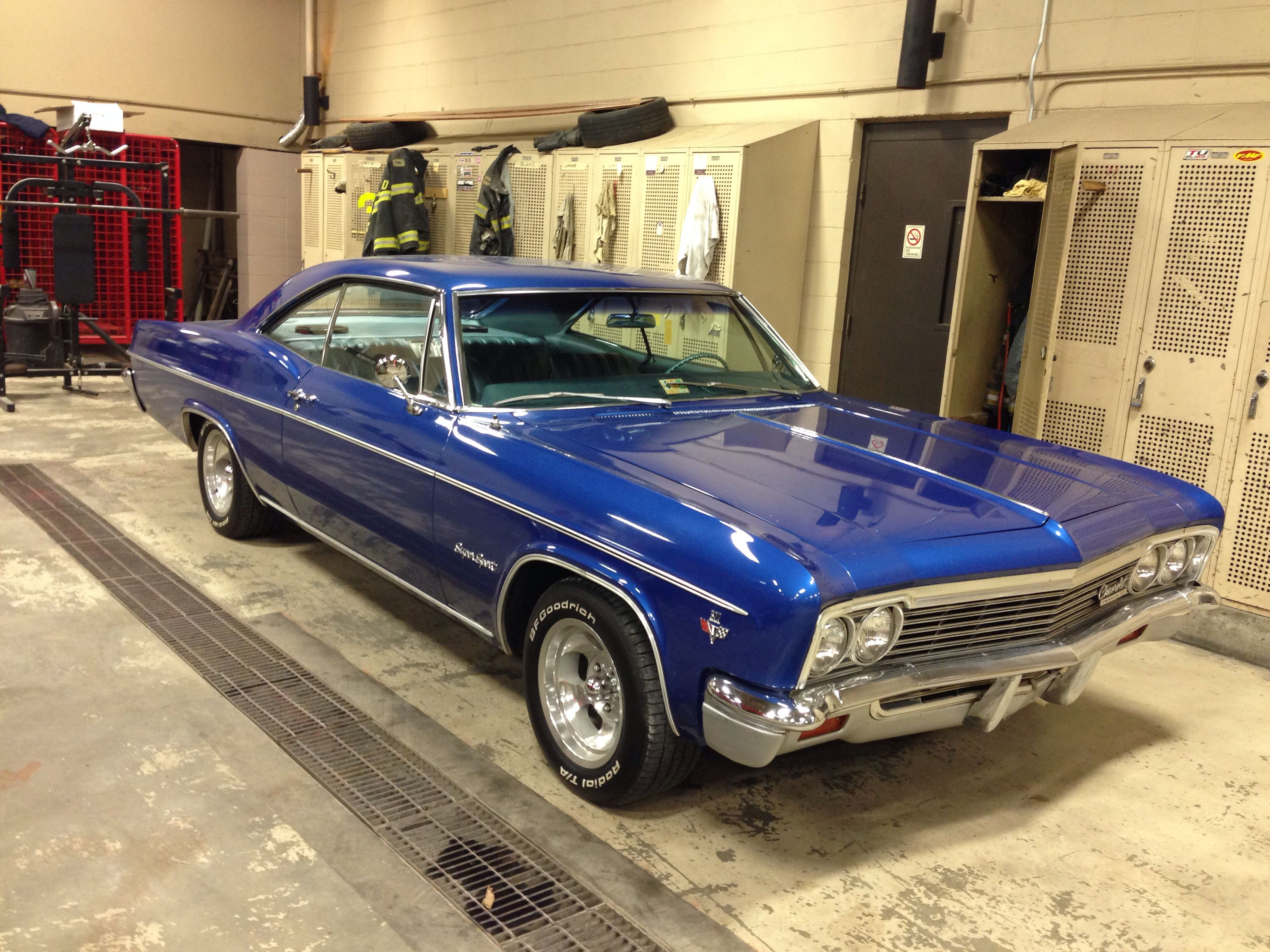 My 66 Impala SS 327 All Impalas Pinterest