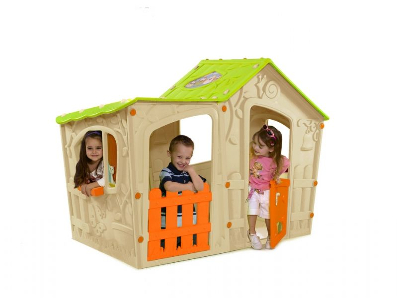 Casuta Plastic Copii Magic V3 Play Houses Childrens Plastic