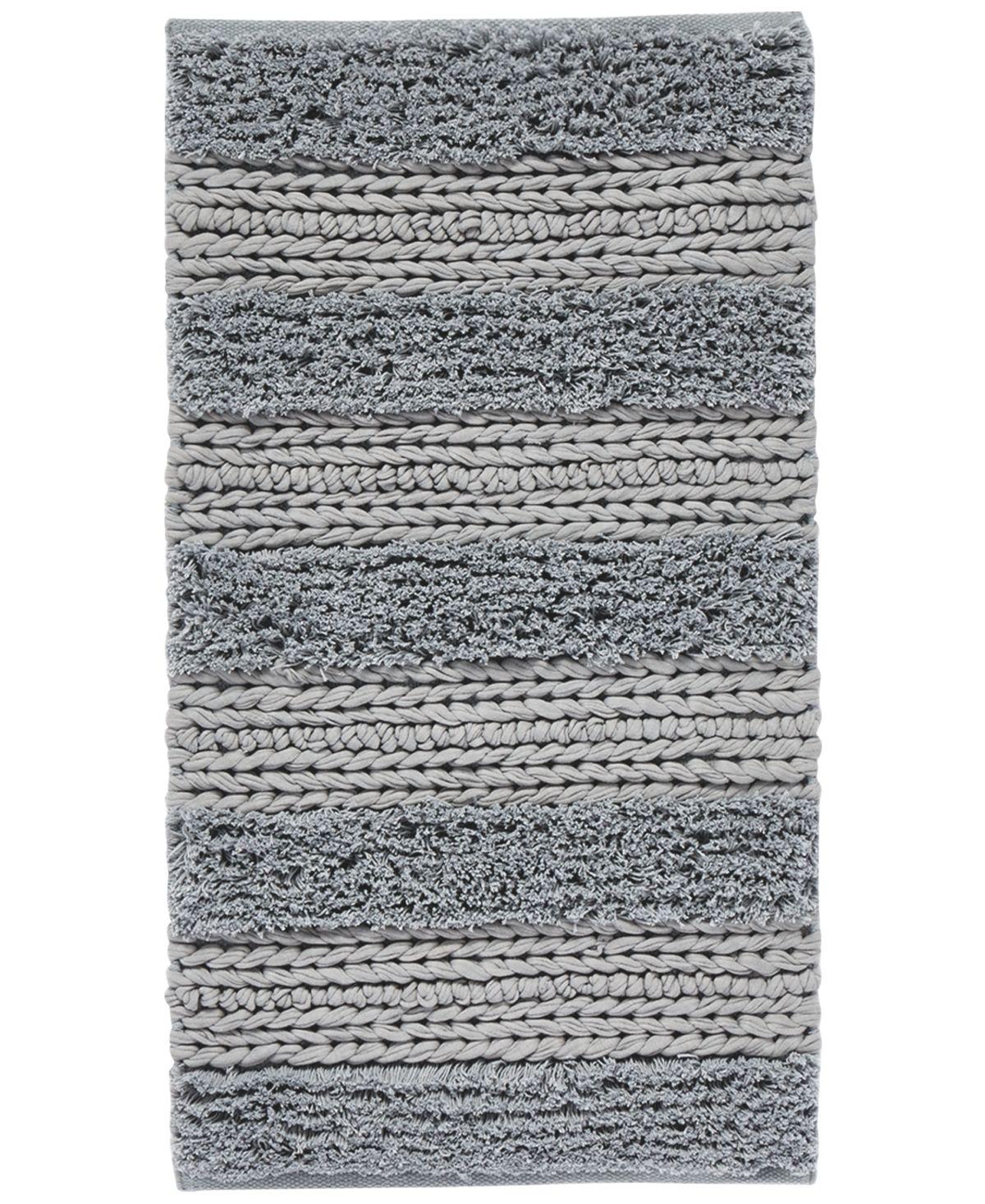 Sunham Cascada Home Cotton Jersey Stripe Accent Rug Collection