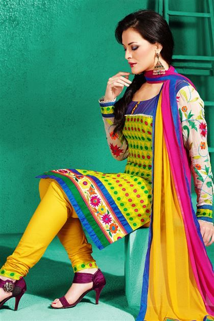 Find this lovely suit (cotton) at affordable price. http://www.jomso.com/Shop/yellow-printed-cotton-cambric-READYMADE-Salwar-Kam/JOM_PR711_PRE1003
