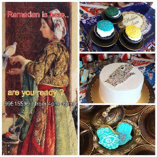 Ramadan Menu by Madame Sucre