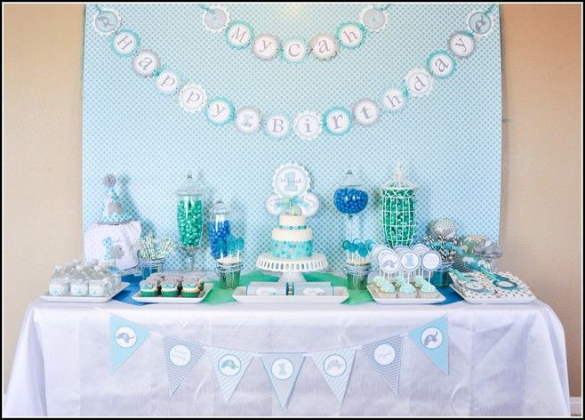 Cutiebabes Baby Shower Decorations For Boy 26 Babyshower