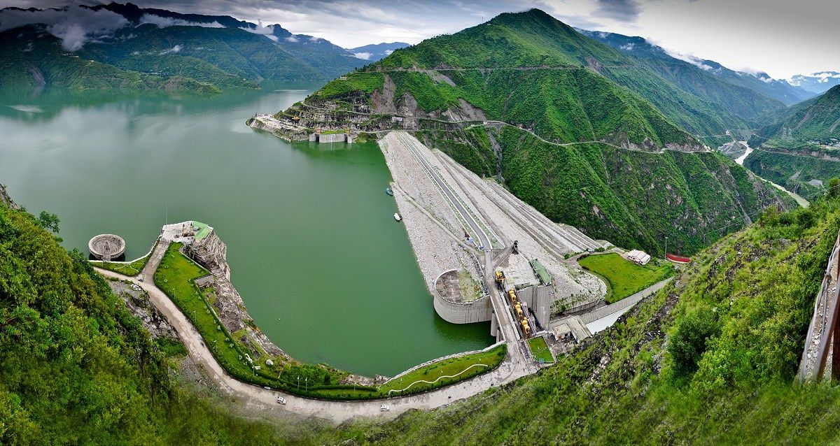 Tehri Dam Uttarakhand India. (c) Prakhar Photography [1200 638 ...
