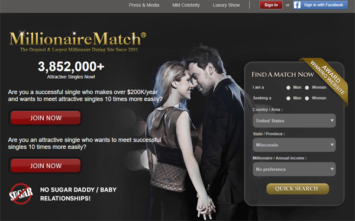 how much do dating websites make a year