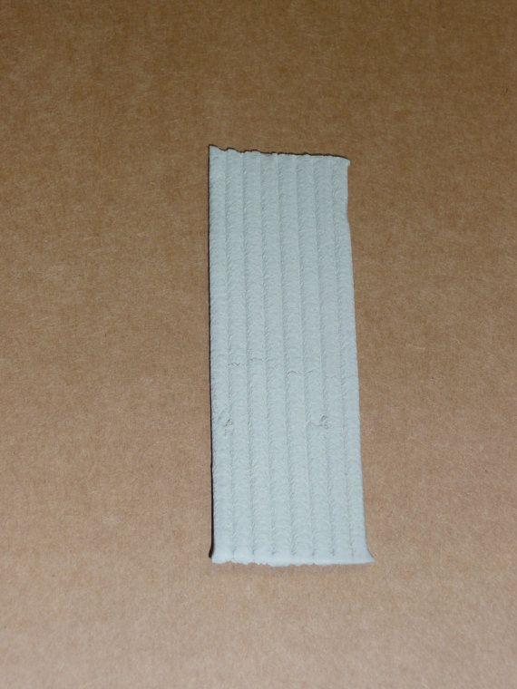 Gray Candle Mold Sealer ~ 3ea ~ Metal Aluminum Pillar Molds  Putty Type