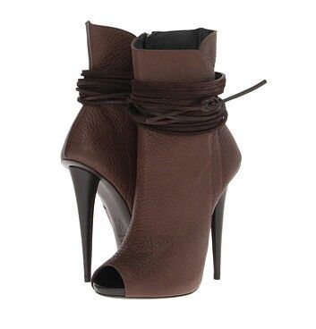 Giuseppe Zanotti brown boots from winter 2013 2014 collection ... d71eaeb432