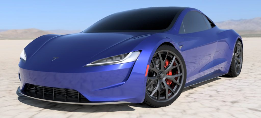 See Some Jaw Dropping Renders Of The 2020 Tesla Roadster In Red White And More Tesla Roadster Tesla Roadsters