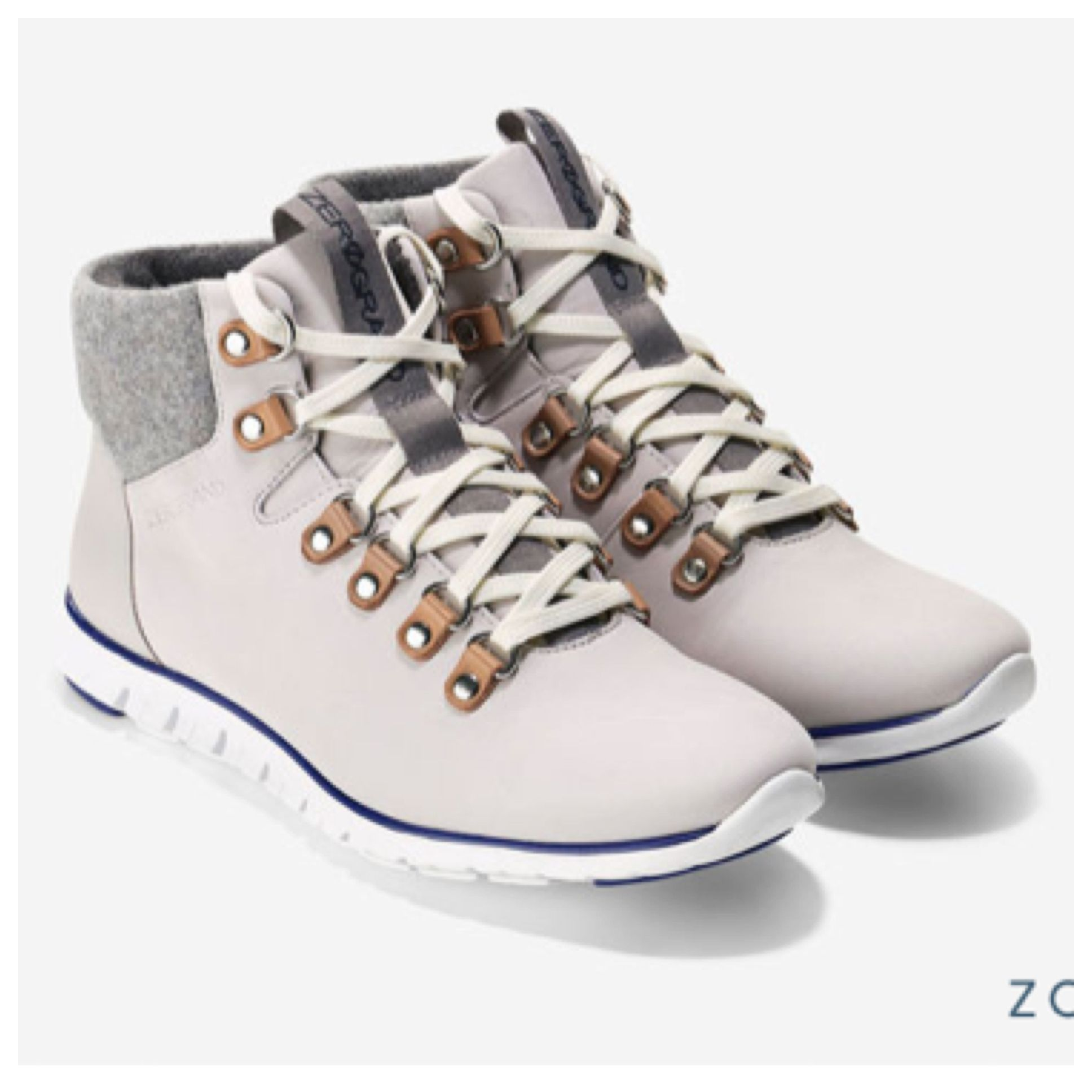 Cole Haan Women's ZeroGrand Hiker Boot.