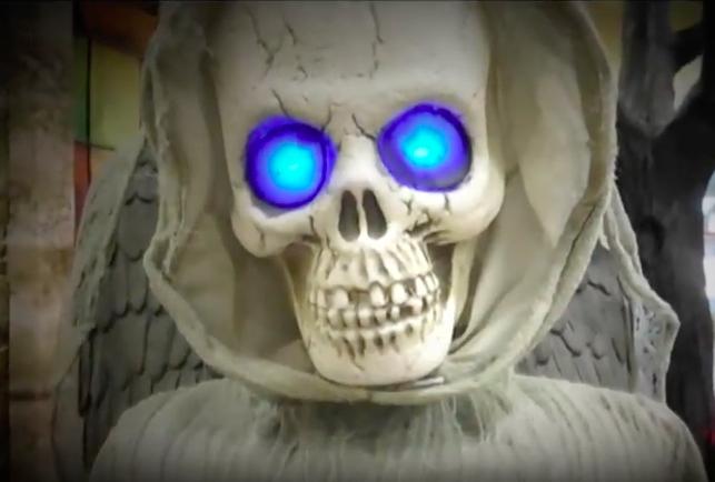 Spirit Halloween Tour Creepy Characters (2016) Season