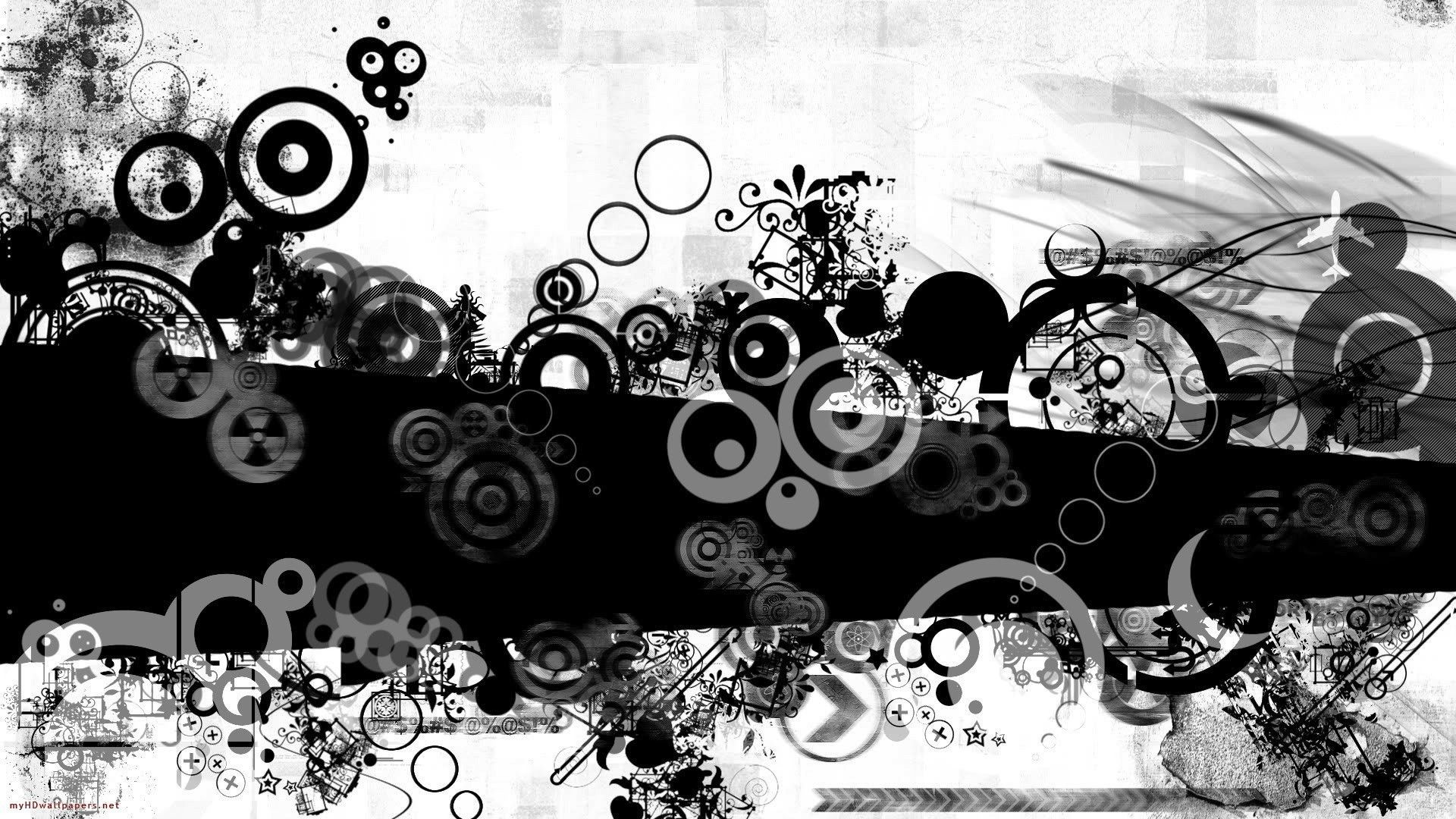 Abstract Art In Red And White Black Design Artist listed as ...