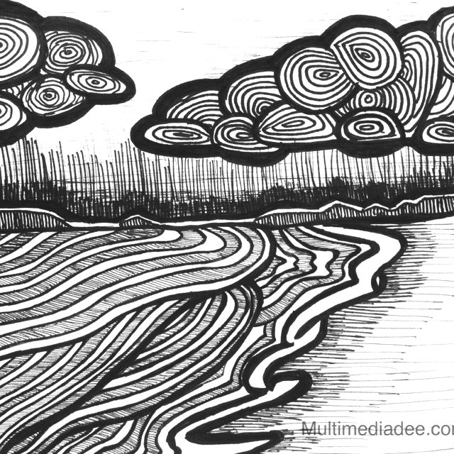 Black And White Drawing Wexford Drawings Art Inspiration Art