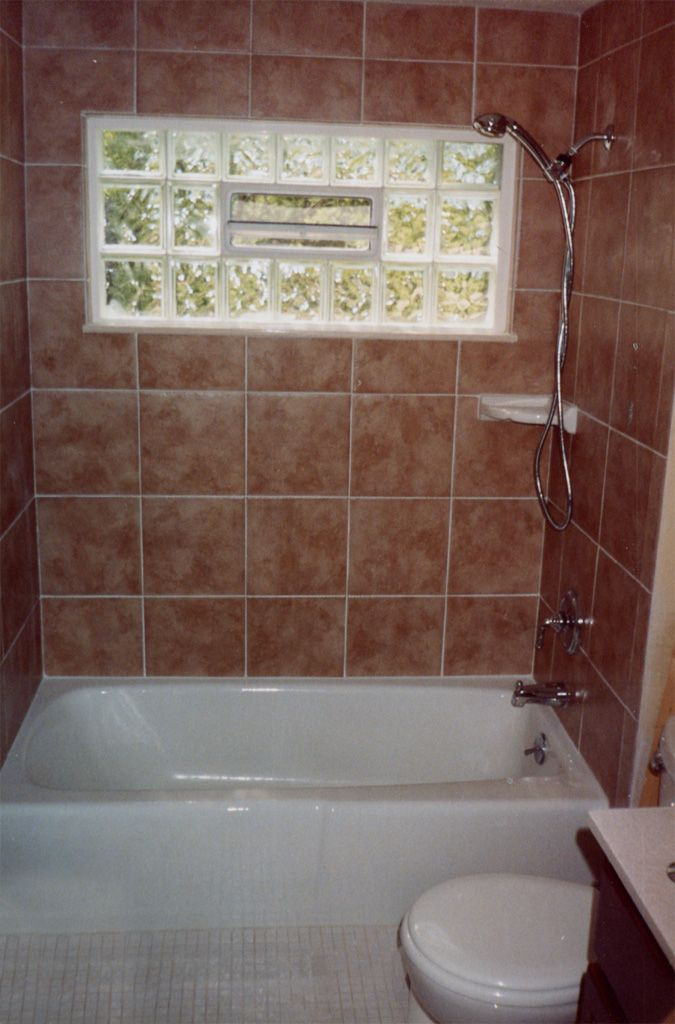 glass block bathroom ideas tile shower with window search home decor that 17875