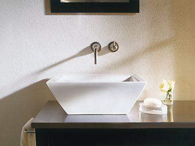 K 2273 Bateau Vessels Sink Vessel Sink Vessel Sink Bathroom Sink