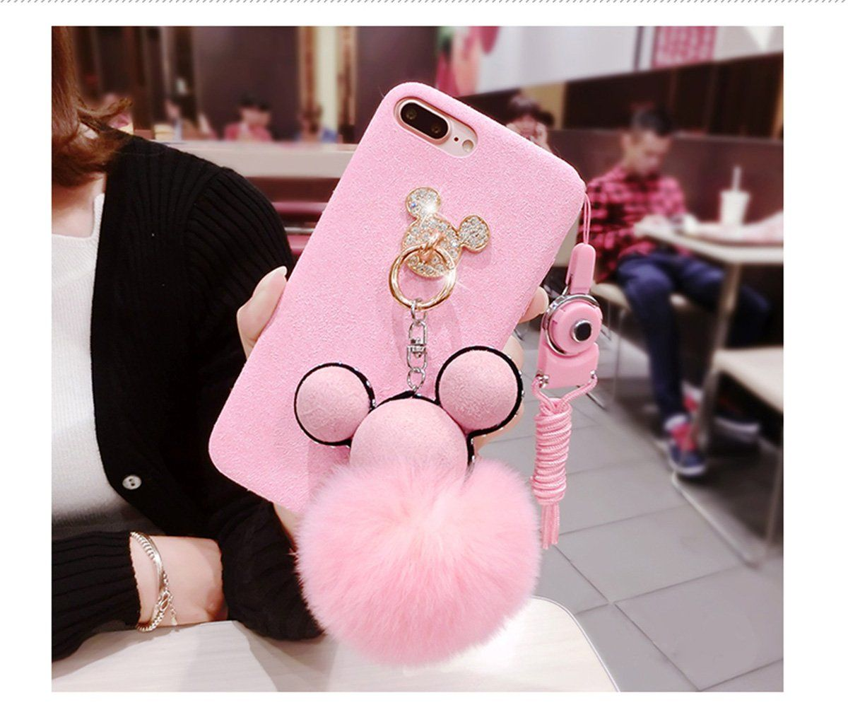 Most Beautiful And Lightweight Slim Mobile Cover For Girls Online With Best Attraction Mobile Covers Pink Phone Cases Phone Cover Design