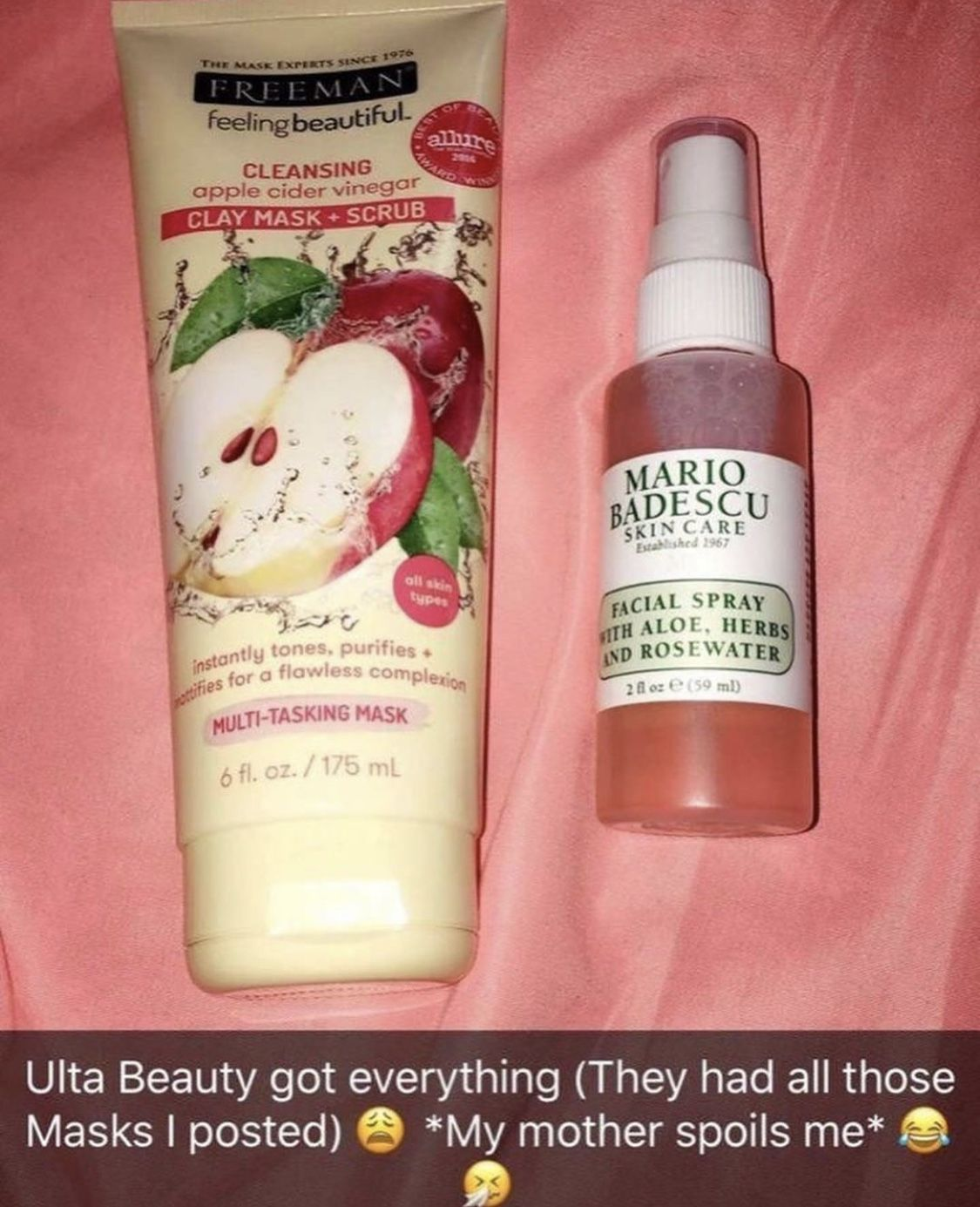 Pin by Ⓓⓐⓢⓘⓐ Ⓐⓡⓜⓞⓝⓘ on Self care Mario badescu skin care