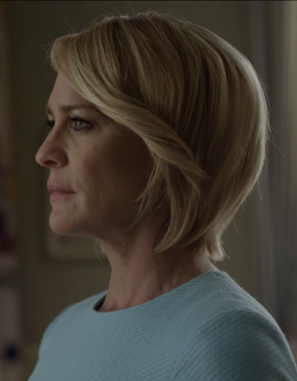 Claire Underwood Hair : claire, underwood, Thangs