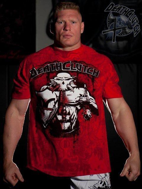 Brock Lesnar In Press Conference Photo Bugs Com Brock Lesnar Ufc Fighters Wrestling Superstars