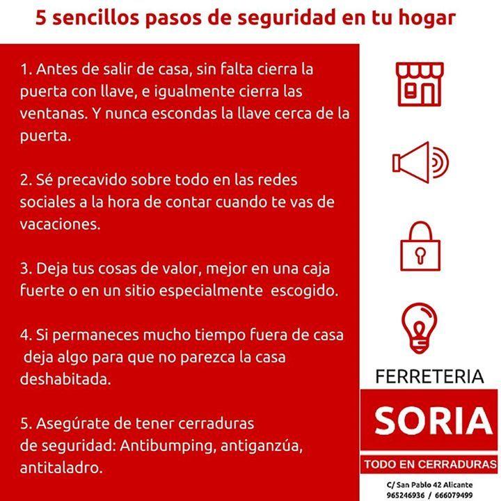 97d36dfd8 Hola amigos Nadie duda que la seguridad en nuestros hogares es muy  importante. Allí esta lo que más queremos. Por ello en este post  resumiremos 5 pasos ...