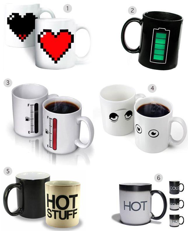Buenos días y Feliz Viernes!! nada como comenzar la mañana con un buen café y si es en una taza divertida... mejor!
